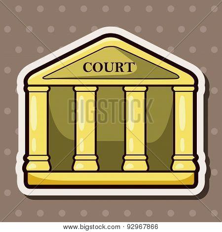 Court Theme Elements