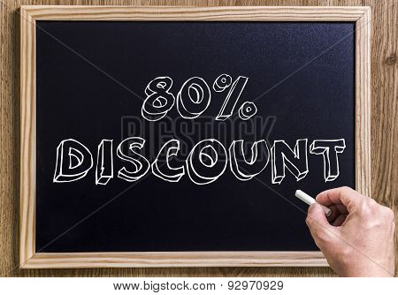80% Discount
