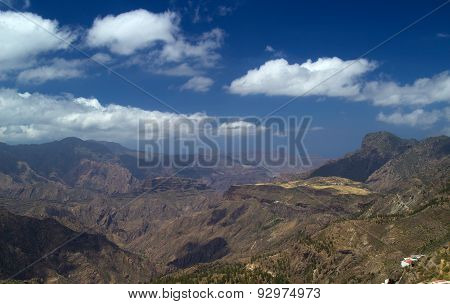 Inland Central Gran Canaria