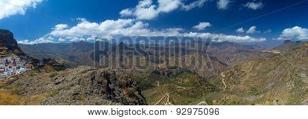 Gran Canaria, Caldera De Tejeda In May