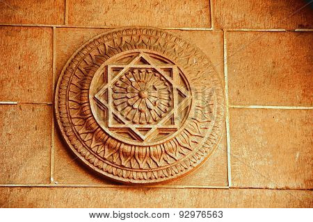 Lotus Petals In Stone