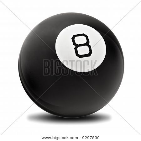 Magic Ball No 8