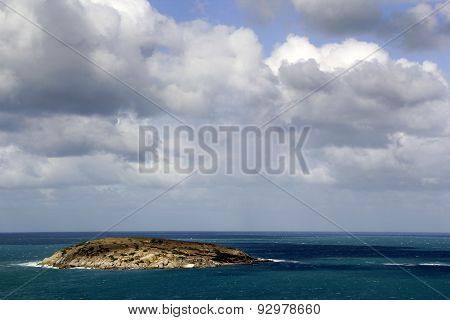 Australian Coastline Island