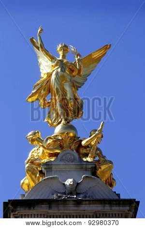 Queen Victoria Memorial Pinnacle