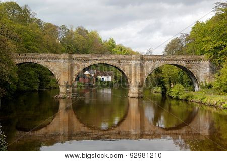 Prebends Bridge Reflection