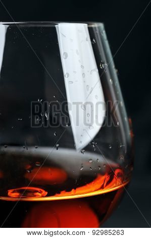 Brandy In Glass