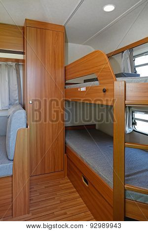 Bunk Bed Trailer