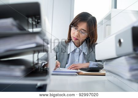 Busy Bookkeeper