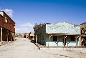 picture of west village  - Wild West town located in Almeria Spain where many western movies have been filmed - JPG