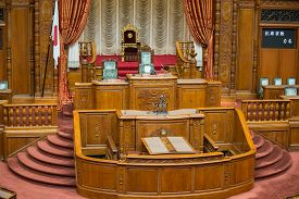 picture of house representatives  - View on chamber of the House of Representatives  - JPG