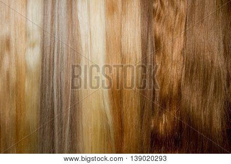 Bright Color Wigs