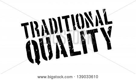 Traditional Quality Rubber Stamp