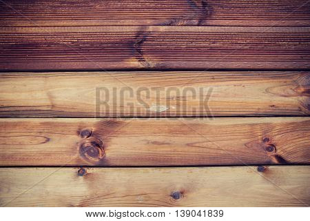 background and texture concept - wooden floor, fence or wall