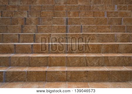 Walking up and down stairs . Beautifully designed , with dimensions