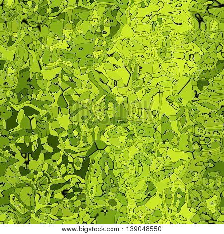 abstract modern natural green spotted seamless pattern texture background