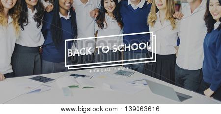 Back To School Academic Excellence Concept