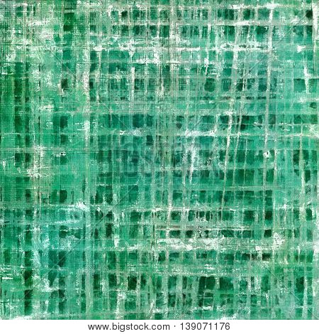 Creative vintage grunge texture or ragged old background for art projects. With different color patterns: gray; green; blue; white; cyan