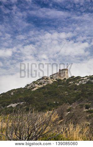 Sardinia cala moresca guglielmo marconi radio station