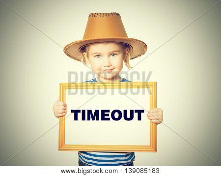 Blackboard. Text Timeout.