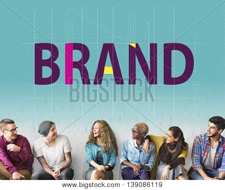 Brand Branding Copyright Label Logo Trademark Concept