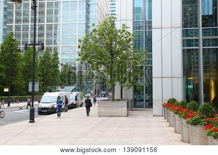 London - Canary Wharf