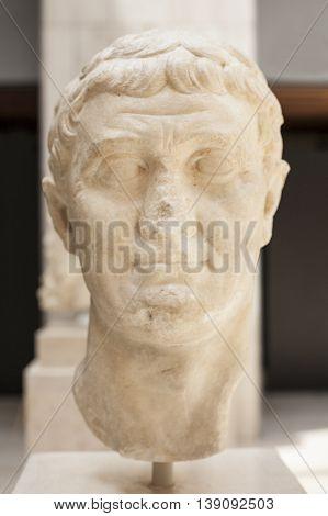 Bust of the Roman General Mark Antony
