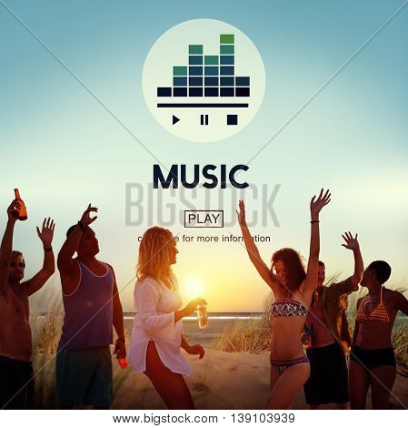 Music Culture Instrumental Rhythm Melody Audio Concept