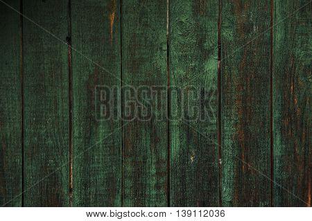 Wooden Deck.