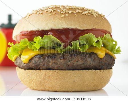 Tasty Beefburger