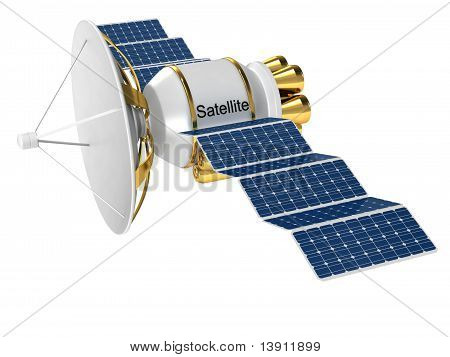Artificial Earth satellite