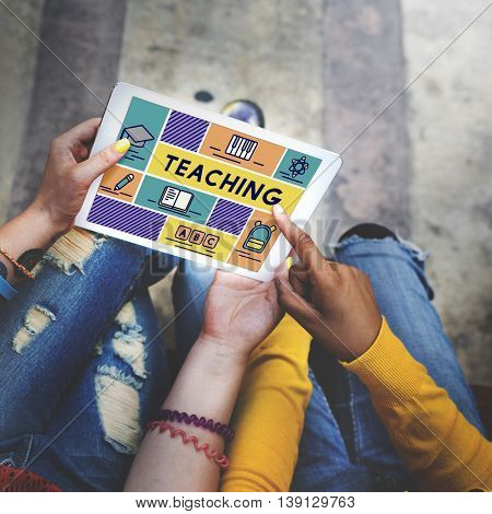 Teaching Tutoring Teacher Learning Education Concept