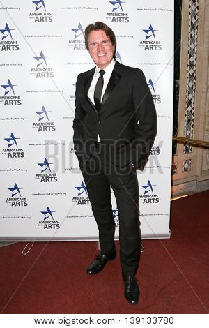 NEW YORK-OCT 19: Director Rob Marshall attends the 2015 National Arts Awards at Cipriani 42nd Street on October 19, 2015 in New York City.