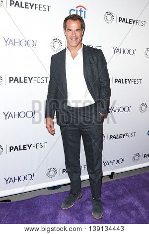 NEW YORK-OCT 12: Josh Stamberg attends 'The Affair' screening at PaleyFest New York 2015 at The Paley Center for Media on October 12, 2015 in New York City.