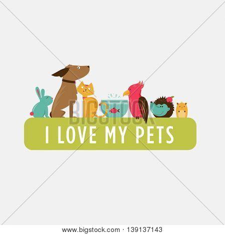 Pets banner