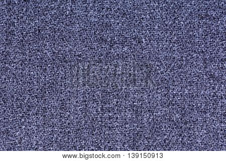 Decorative polyester fabric texture background, close up
