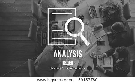 Analysis Research Investigation Discovery Concept