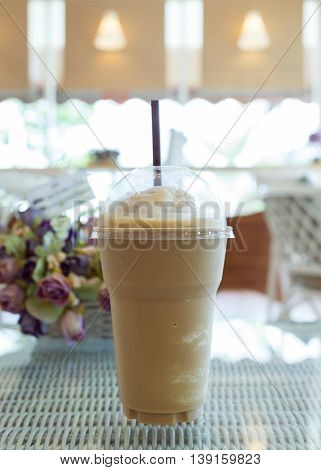Ice Coffee Frappe