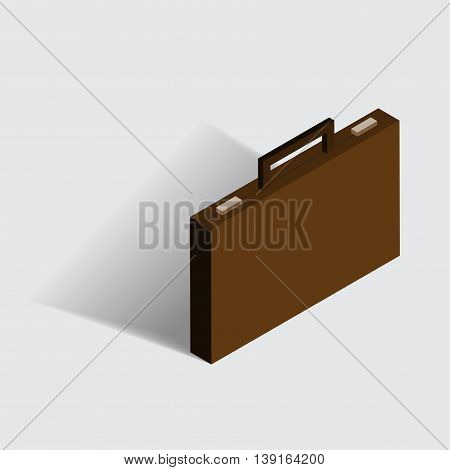 Folder. Vector illustration. for business or icon