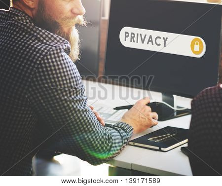 Privacy Accessible Permission Verification Security Concept