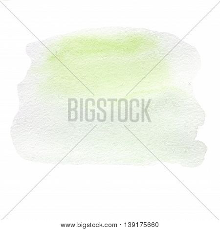 Watercolour Hand Painted ink spot textured background. High resolution