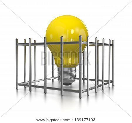 Trapped Idea
