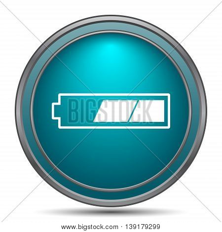 2 Thirds Charged Battery Icon