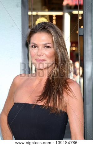 LOS ANGELES - JUL 19:  Paige Turco at the