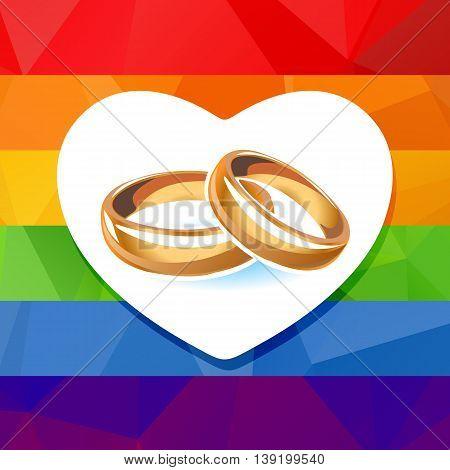Gay Wedding Rings