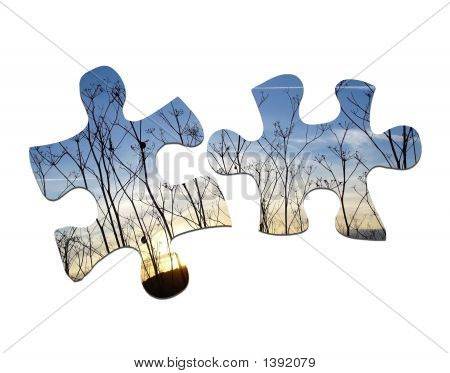 Weed Jigsaw
