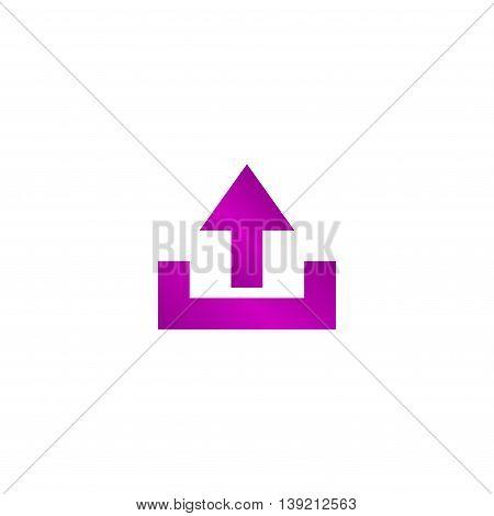Upload Icon - Vector