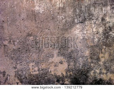 Grunge cement wall abstract texture background vintage pattern