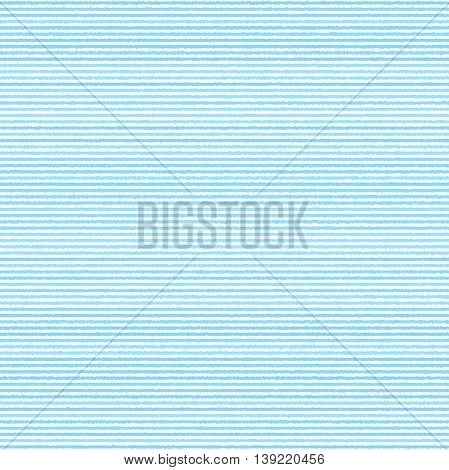 Abstract vector wallpaper with horizontal light blue strips. Seamless colored background