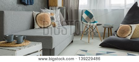 Natural Beauty Of Lounge Room Decorations
