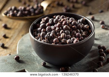 Raw Organic Juniper Berries
